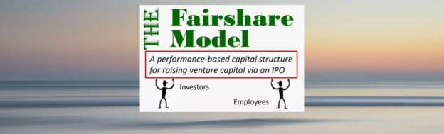 Blog | The Fairshare Model | A performance-based structure for